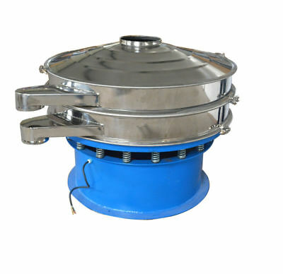 220v Electric Vibrating Screen Industrial Filter Sieve Machine With 2080100