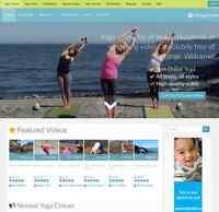 Free Yoga lessons