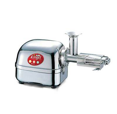 NEW Angel Angelia 5500 Juicer 3-step Pressure Extraction Doubles the squeeze