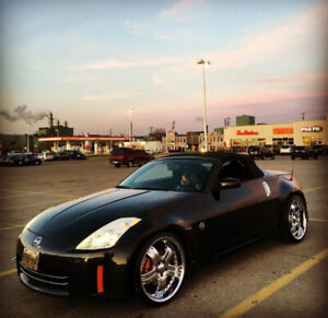 2006 Nissan 350z convertible ( track edt)