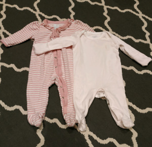 Baby PJs size 3-6M