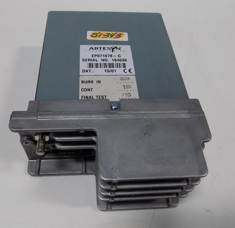 ARTESYN TECHNOLOGIES POWER SUPPLY EP071078-G