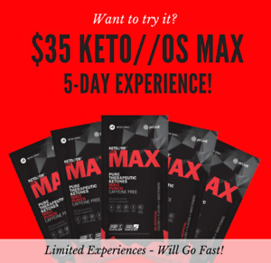 Keto MAX - Weight Loss - Energy - Focus