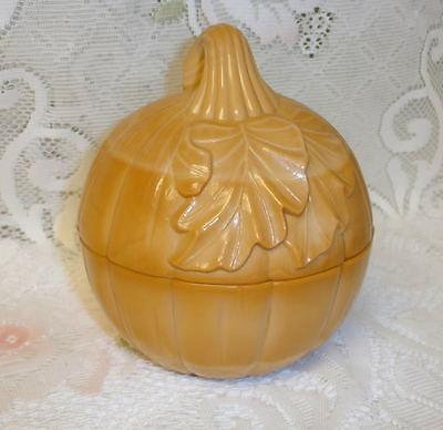 Halloween Candy Baskets (Thanksgiving Longaberger Basket Pottery Glass Pumpkin Halloween Candy Dish)
