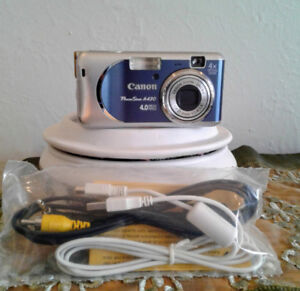 Canon PowerShot A430 Bleu