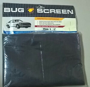 Fia VS301 Fits Compact & Mid Size Cars Bug Screen Bra Style