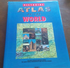 Pictorial Atlas of the World, William R. Mead, 1992