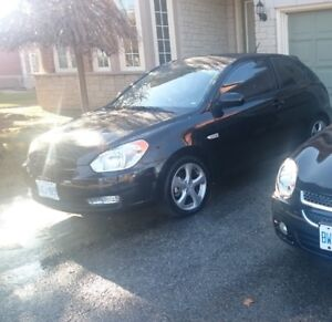 2010 Hyundai Accent SPORT Coupe, 17K, MINT, summer only, 1 owner