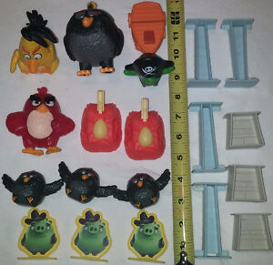Angry Birds Toy Game Set