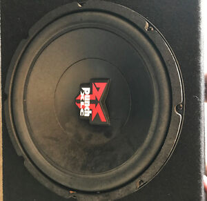 """12"""" Rockford Punch XLC Subwoofer with RF amp!"""