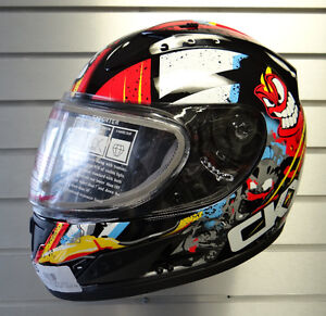 Youth Snowmobile Helmets- NEW CKX