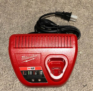 Milwaukee M12 charger (brand new)