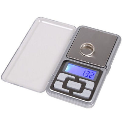 200g x 0.01g Portable Mini Digital Pocket Scale Balance Weight Jewelry LN