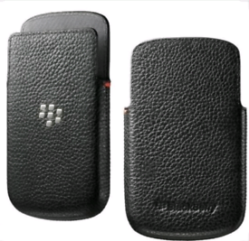 SPECIAL OFFER Genuine Blackberry pouch For BlackBerry Q10
