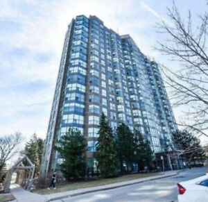 Spacious 1 + Den Condo with 2 parking spaces for Sale