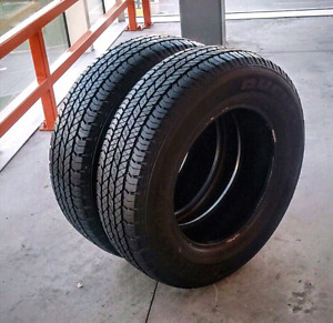 Sets of 205/70/15,215/50/17,215/70/15,215/60/16,205/65/16 tires