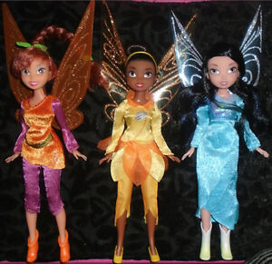 Disney Fairies / Tinker Bell Dolls