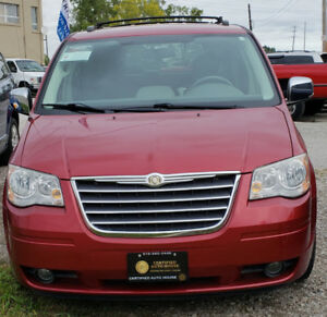 2008 Chrysler Town & Country W/ Safety & 6 Month P/T Warranty