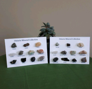 Ontario Mineral Colllections
