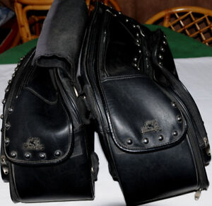 Saddle bags by Mustang