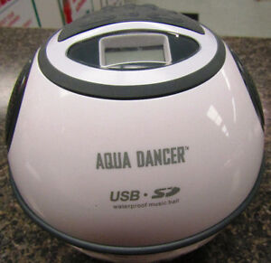 Aqua Dancer Waterproof music ball
