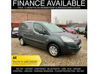 2018 Citroen Berlingo 1.6 BlueHDi 625 Enterprise L1 5dr Panel Van Diesel Manual