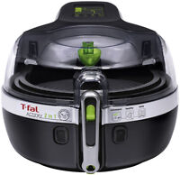Neuf T-Fal YV960151 ActiFry 2 in 1, Black