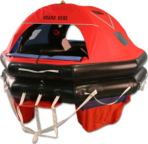Switlik 6 Person Offshore Life Raft