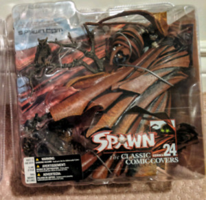 Assorted Spawn Action Figures!