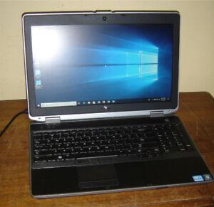 Dell Latitude e6530 i7 Laptop