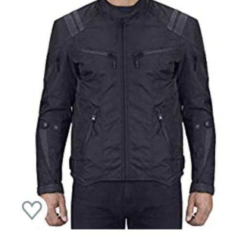 Viking Cycle Ironborn Motorcycle Textile Jacket For Men
