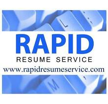 RAPID RESUME SERVICE Brisbane City Brisbane North West Preview