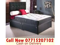 single double king size bunk base LEATHER N dlvan base bedding