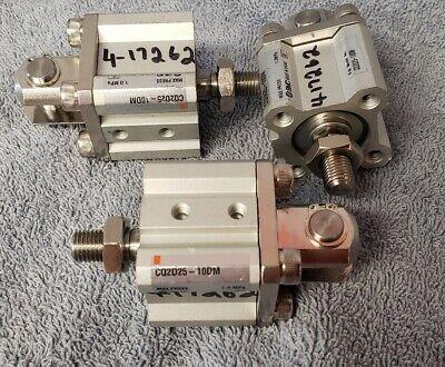 Sanden Web Press 4-17262 Smc Cq2d25-10dm Pneumatic Cylinder
