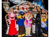 peppa pig mascot costume in derby