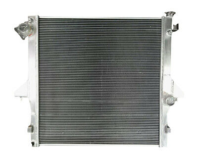 New All Aluminum Radiator for Dodge Ram Pickup 2003 - 2009 Diesel Engine