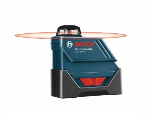 Bosch GLL 150 ECK Self-Leveling 360 Degree Laser Kit