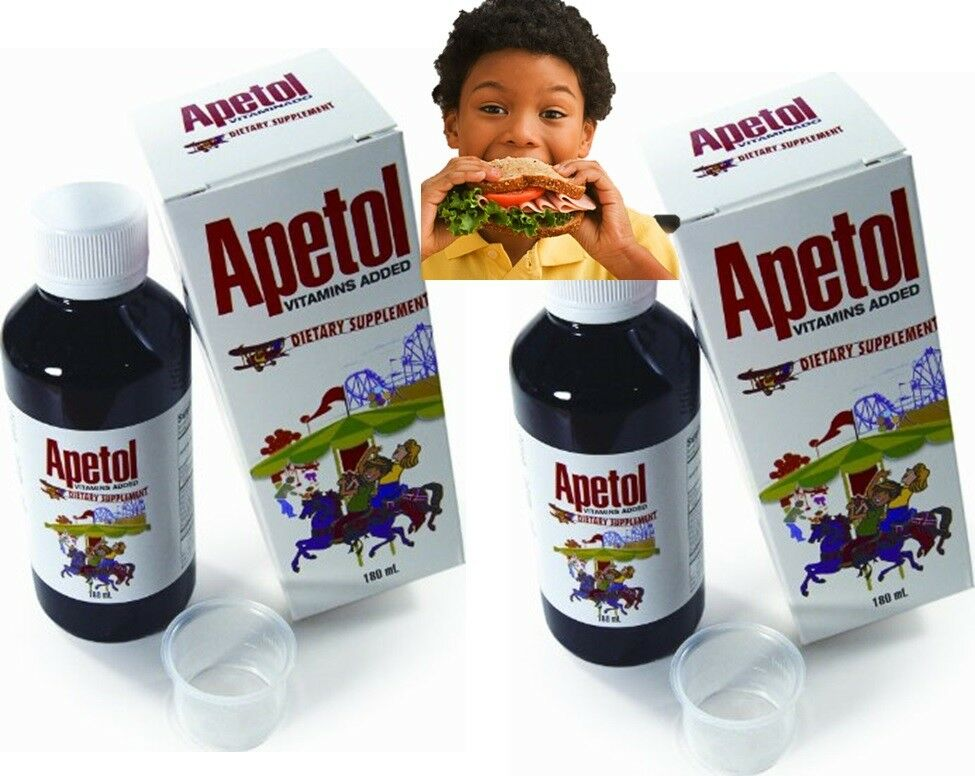 Apetol Apetitol  appetite-Weight Gain Support 360 ml tl Energizing Restorative