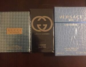 LAST MINUTE CHRISTMAS GIFTS ---Authentic Designer cologne