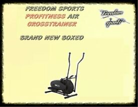 Brand new boxed Air cross trainer