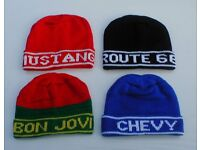 Beanie Hats Wholesale American & Querky Themed