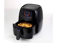 Morphy Richards Health Fryer 3L 480001 Black