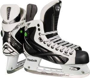 ***BRAND NEW*** REEBOK White 20K Pump Skates Size 8 Width D
