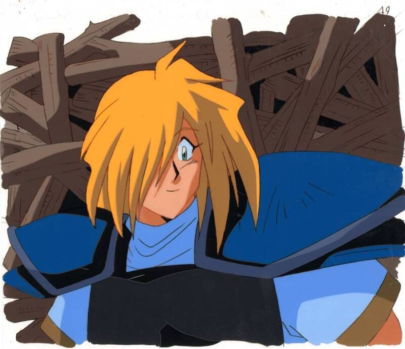 Anime Cel Slayers #185