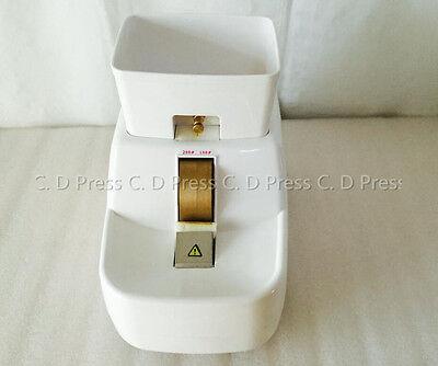 Single Holder Single Wheel Optical Lens Hand Edger Manual Lens Grinder Ly-5b-35w