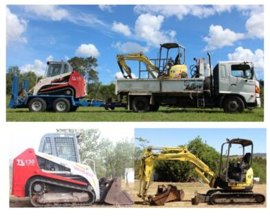 Earthmoving Hire-Affordable, Reliable & Proffesional Jindalee Brisbane South West Preview