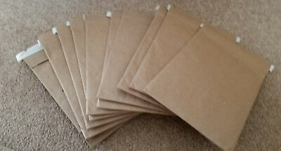 Lot Of 10 Sealed Air Jiffy Padded 0 Cushion Mailers Self-sealing New 6 X 9
