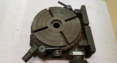 Enco 9 34 Rotary Table