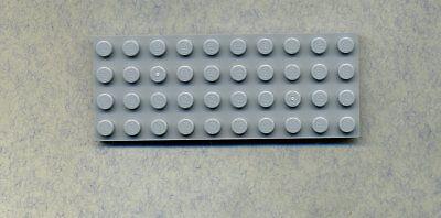 LEGO 3030 GRUNDPLATTE BAUPLATTE GRAU MDSTONE 4 X 10