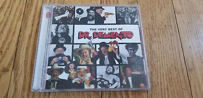 Dr. Demento: The Very Best of Dr. Demento by Dr. Demento (CD, Feb-2001, Rhino (The Very Best Of Dr Demento)